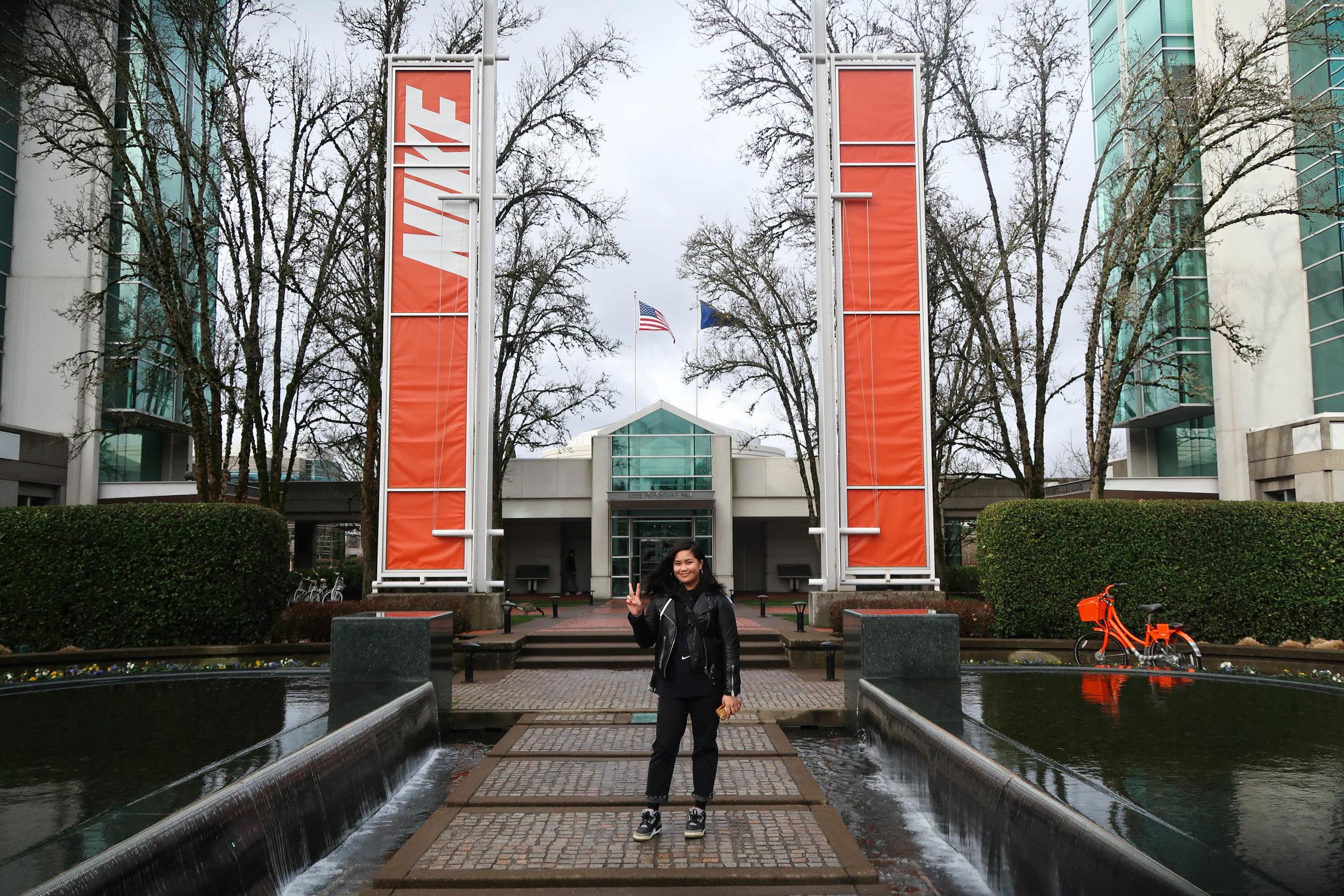 Nike World Headquarters Campus Map.Exploring Nike World Headquarters Maigoodies
