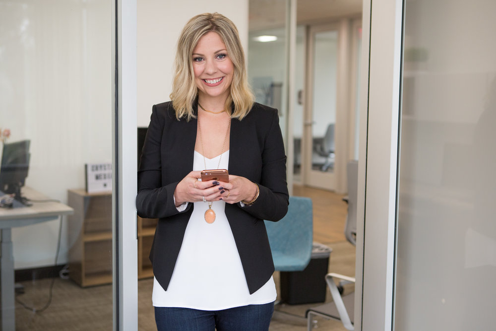 Crystal Vilkaitis, Founder of Social Edge