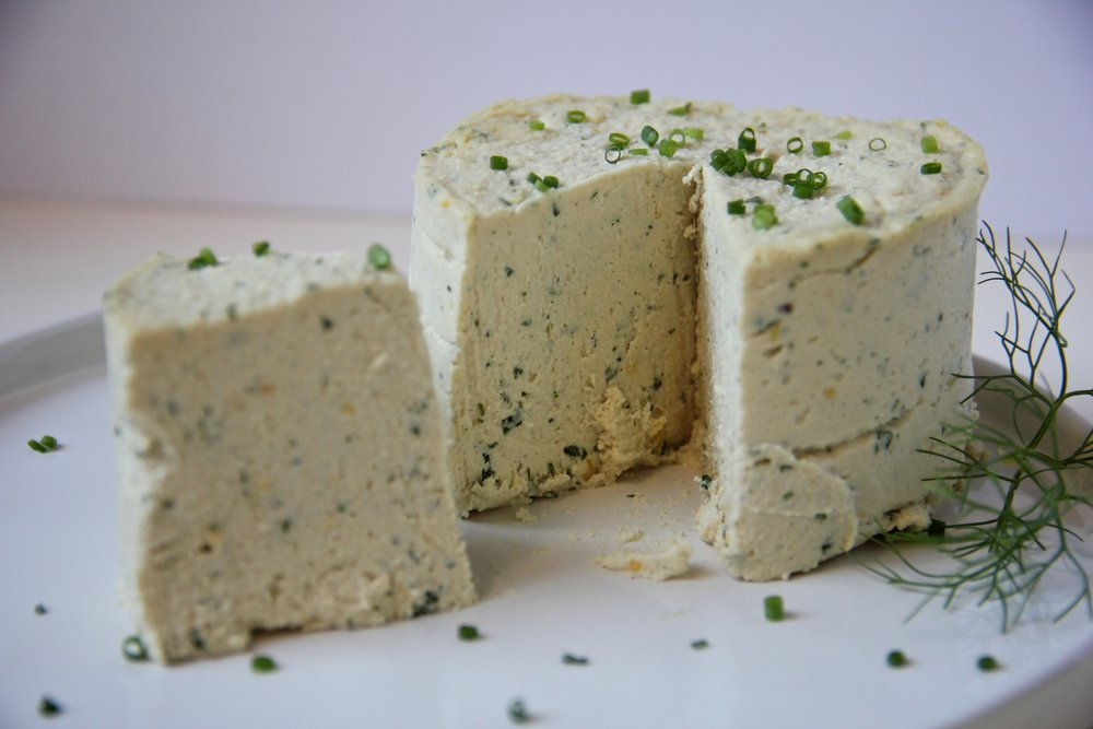 Herbed Cashew Cheese