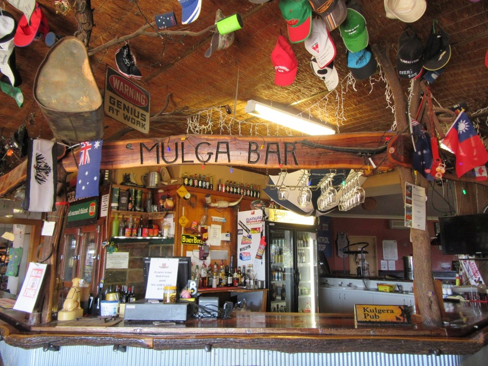 The iconic, Kulgera Roadhouse photo.