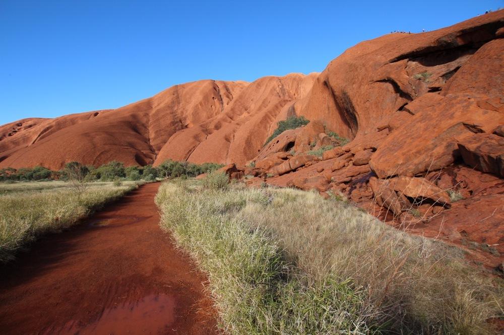 The Mala Trail, Uluru