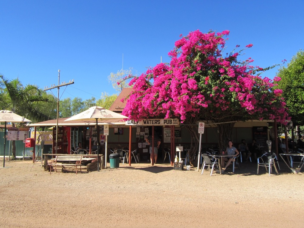 Daly Waters Pub, NT Australia