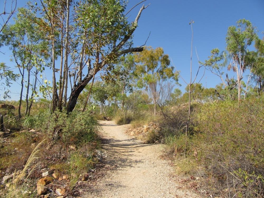 Katherine Gorge Hike, NT, Australia
