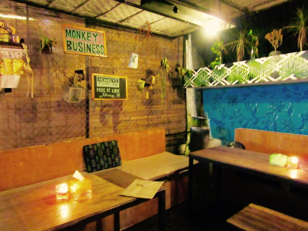 Monkey Business Cafe, Seminyak