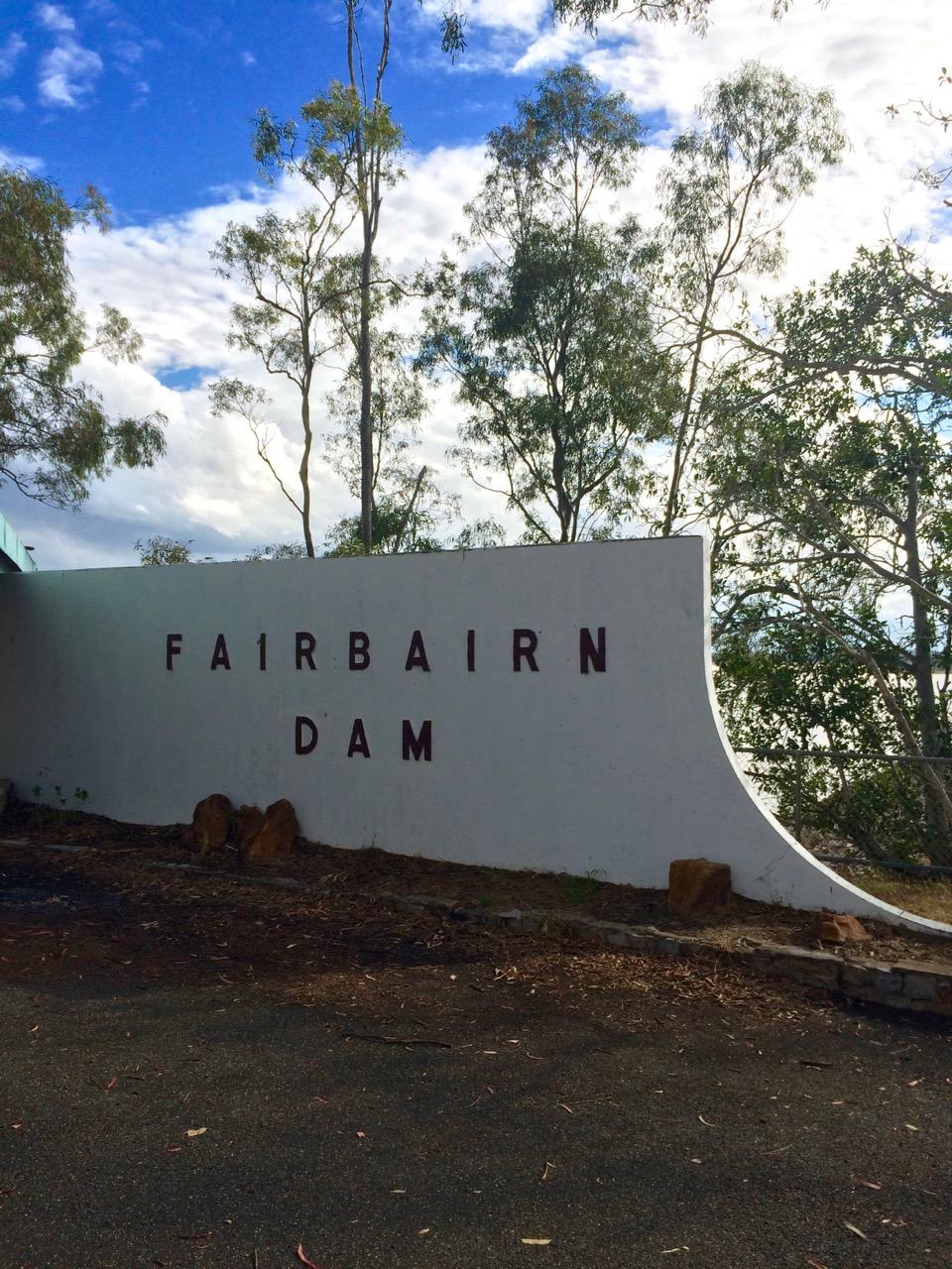 Fairbairn Dam, Emerald, QLD