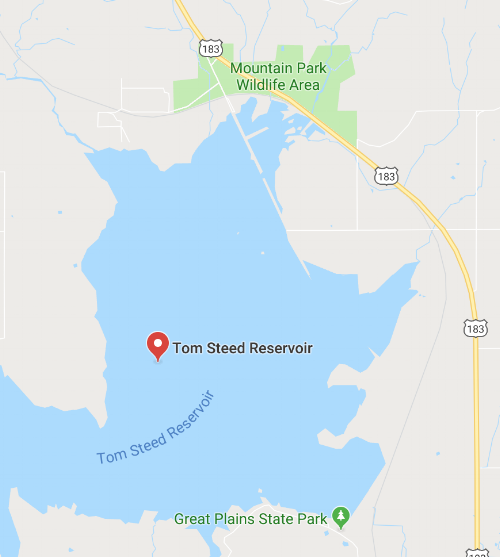 Tom Steed Lake, Wildlife Area