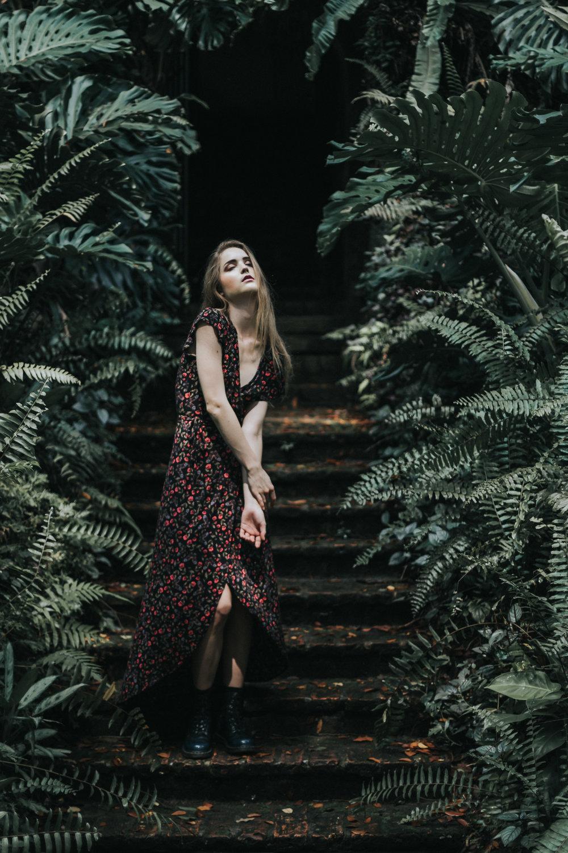 darren wong photography portrait viktoria t upfront models singapore