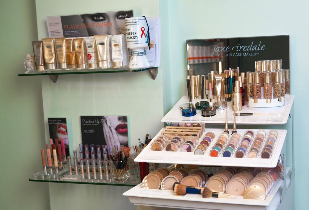 Jane Iredale MakeUp Stockist Brighton