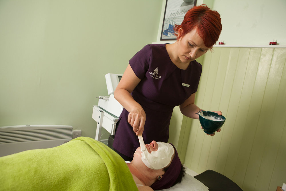 Environ Facials at our Brighton Beauty Salon