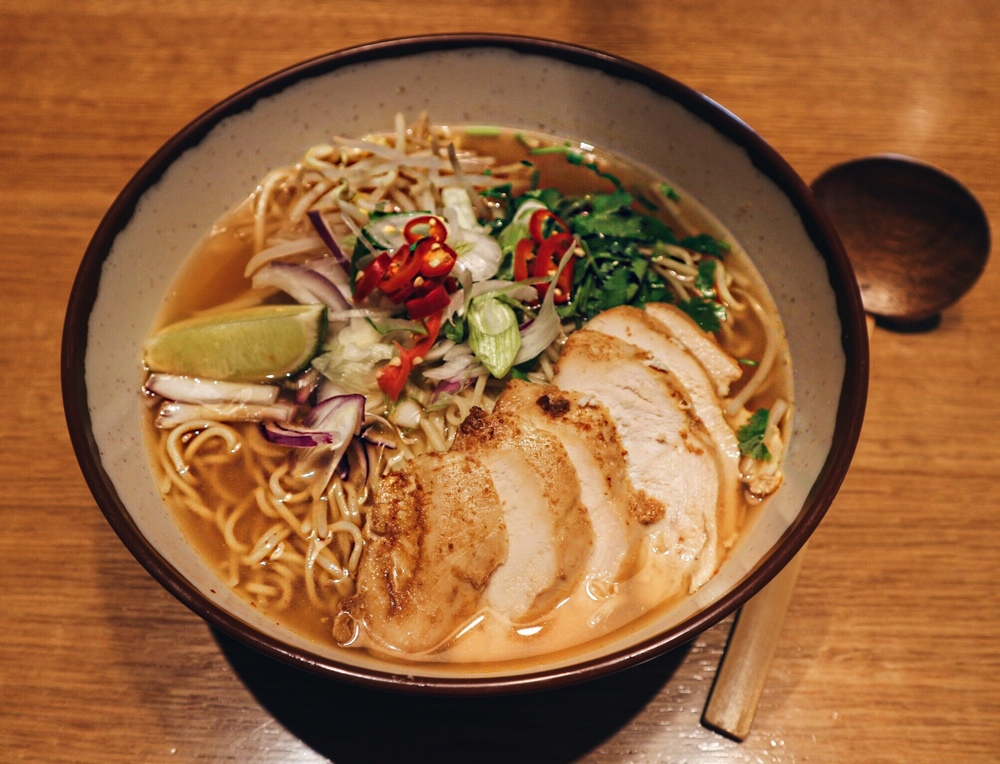 Chili Chicken Ramen