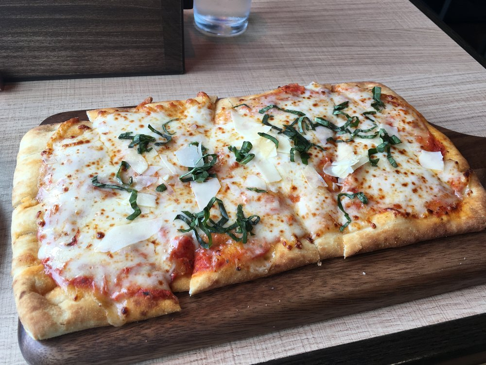 Four-Cheese Flatbread