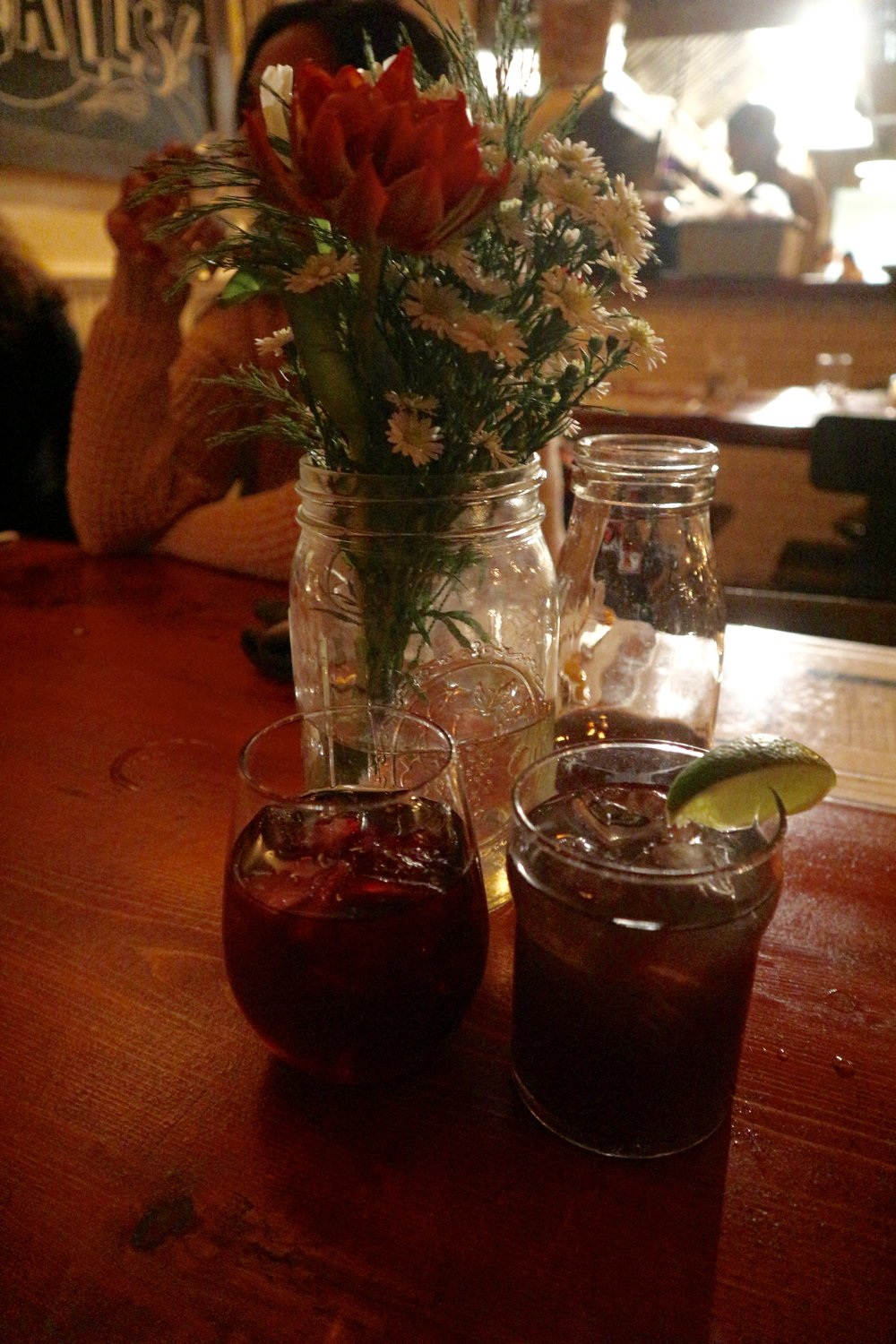 Fools-Aid & Sangria - The Meatball Shop