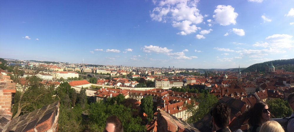 Views from the Castle