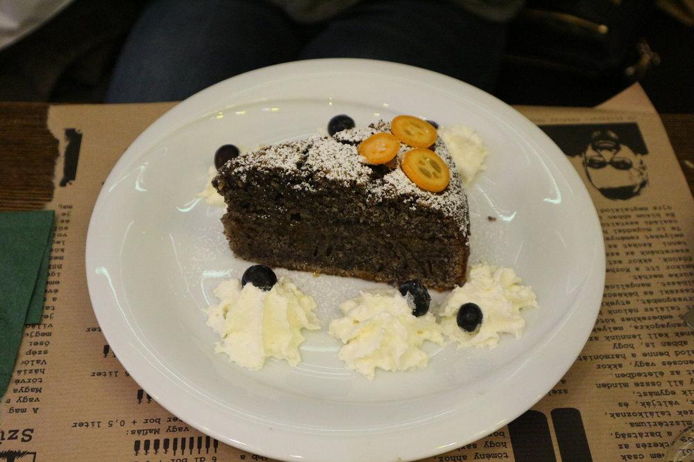 Korhely's Hungarian Cake