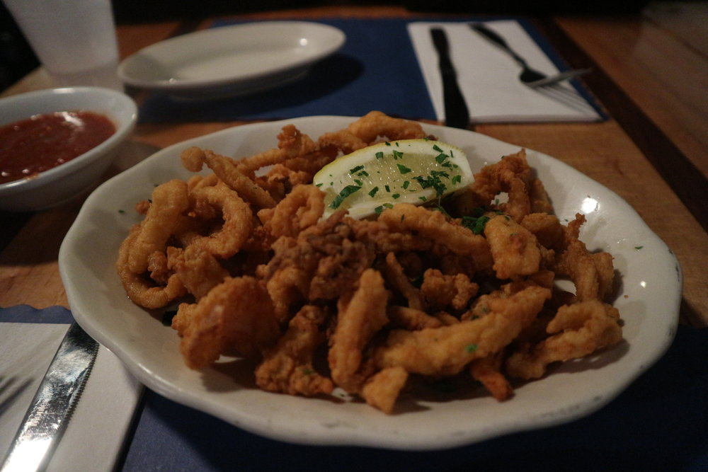 The Daily Catch: Calamari