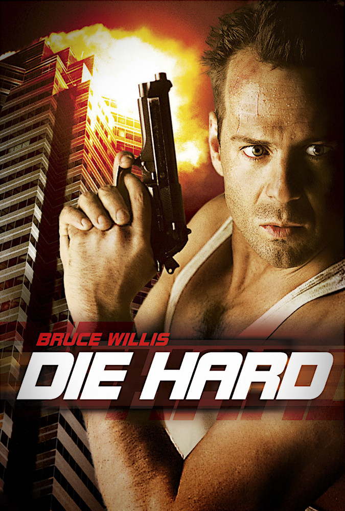 Die Hard - Release Date: 1988Rating: REmi Rating: 10/10On Christmas Eve night, many people are tucked by the fire and blissfully waiting for a wonderful Christmas to come-in with food as well as family. But if you're John McClane (Bruce Willis) you are avoiding bullets in the highrises of New York City. Die Hard is one of my favorite Christmas movies & hands down the best Christmas action film. Name a better one...I'll wait.