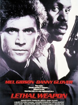 Lethal Weapon - Release Date: 1987Rating: REmi Rating: 9.5/10Taking place in the city of LA, Lethal Weapon follows the life (professional and personal) of two police detectives as they work to uncover a drug-trafficking ring. This movie in my opinion is amazing because it not only keeps you engaged...it is mearly the beginning of a 5 part movie series with charaters that are well developed, make you laugh, and that you will love.