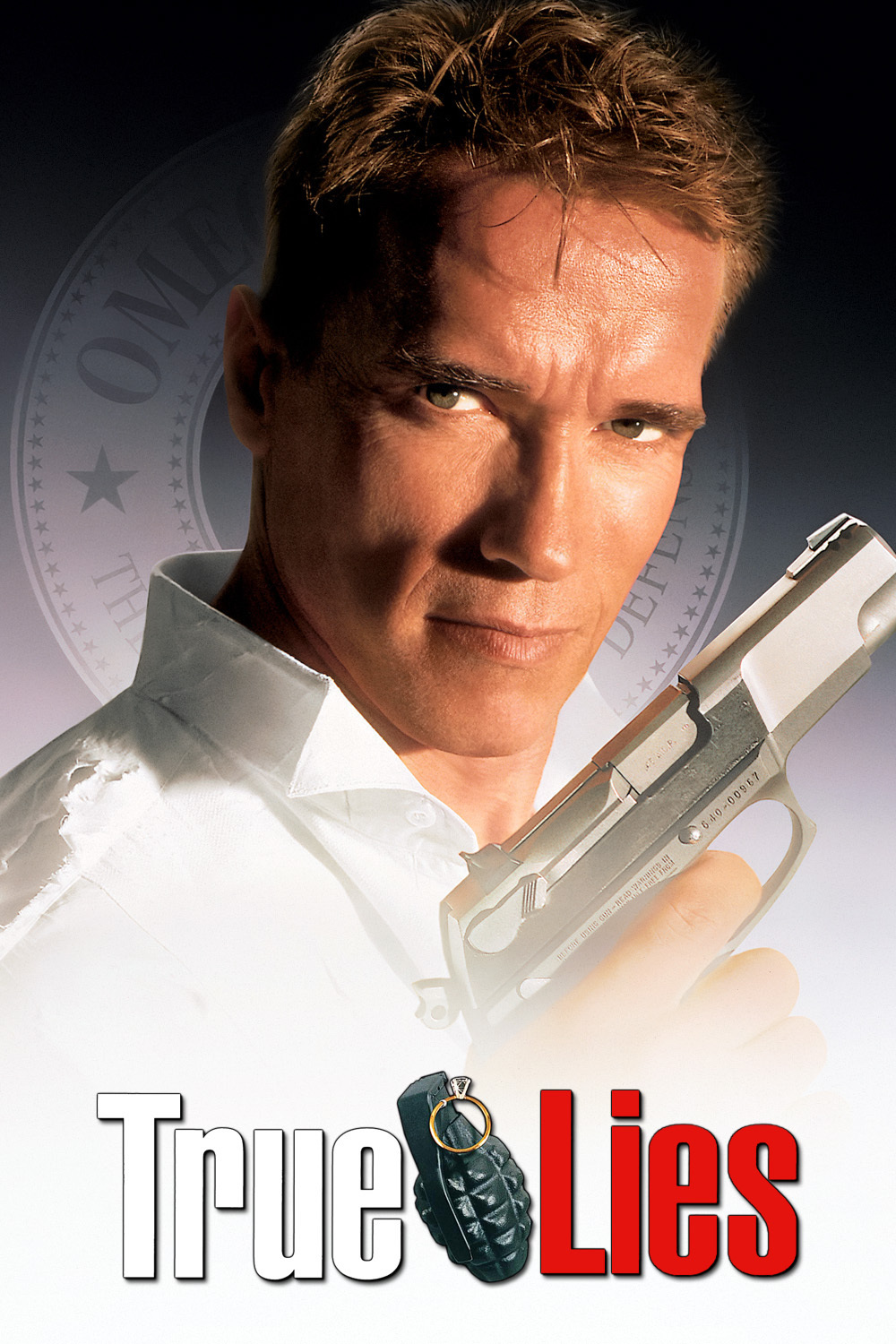 True Lies - Release Date: 1994Rating: REmi Rating: 8.5/10If you are looking for a good laugh, this movie is a must watch! Spy, Harry Tasker, is perceived by his family as a bland salesman. When his wife, Helen (played by the OG Jamie Lee Curtis), feels neglected by her husband and starts to do a little digging, things get interesting very quickly. Watch this thriller (and in my opinion comedy) to see what happens to their marriage and an inside view in the life of this spy.