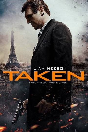 Taken - Release Date: 2008Rating: PG-13Emi Rating: 8/10I would be amazed if you have made it this long without hearing about taken...This is a suspenseful action/thriller that follows the story of Bryan Mills, a former government operative, as he tries to save his daughter who has been kidnapped into human trafficking. Buckle up for this intense ride, and learn a thing or two from his daughter, Kim, on what NOT to do when traveling alone as a woman. Taken is a great movie but I will say as a disclaimer that it shouldn't keep anyone from traveling abroad and seeing the wonderful things the world has to offer!!