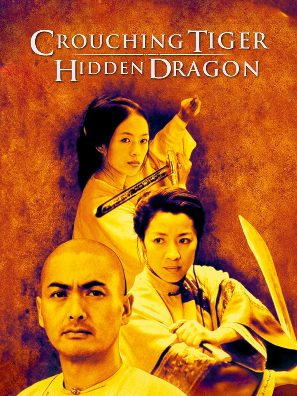 Crouching Tiger, Hidden Dragon - Release Date: 2000Rating: PG-13Emi Rating: 9/10This evocative drama takes place in 19th century Qing Dynasty China. One of the most passionate and elegant action films I have seen in my life. Crouching Tiger, Hidden dragon might just leave you speechless...and possibly shedding tears. Follow the story of two lovers, a stolen sword, and the chase it leads them on. Note that this is also a movie with some amazingly talented and fierce women! So that's always a plus!!
