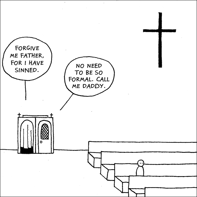 adding a little of pop culture to catholicism