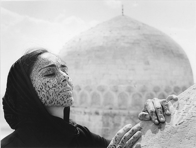 "from neshat's film ""soliloquy"""