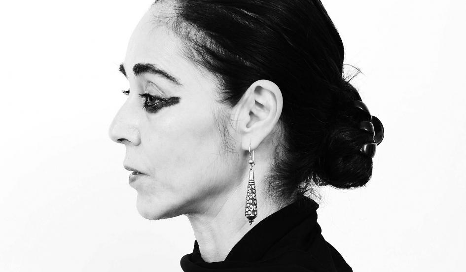 shirin neshat   Image courtesy of  Newsweek.