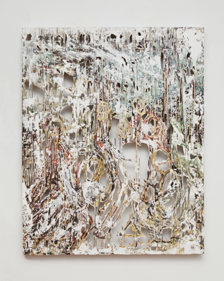 The Uprising by Diana Al Hadid