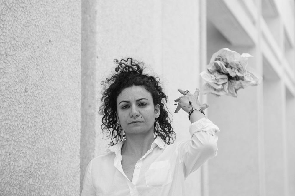 Hala Omran: Actress