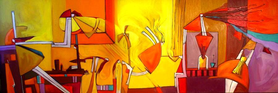 Girls by Tasneem El Meshad