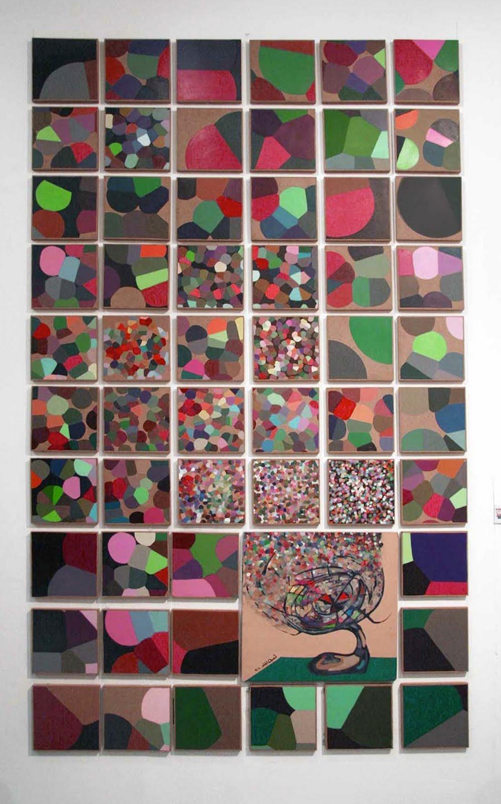 Particles by Tasneem El Meshad
