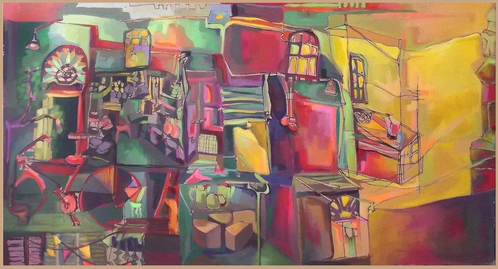 Moez St. by Tasneem El Meshad