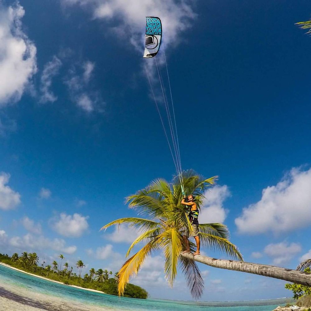 San Blas Islands Kitesurfing