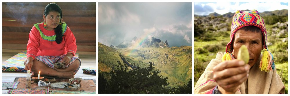 Ancient Apu Ayahuasca Retreat: 12 Day Ayahuasca Retreat in the Sacred Valley Incorporating Andean Wisdom: 16th August-27th August 2018