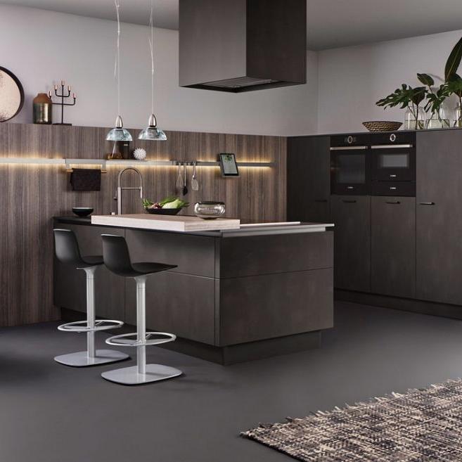 Bon Luxury German Leicht Kitchen London