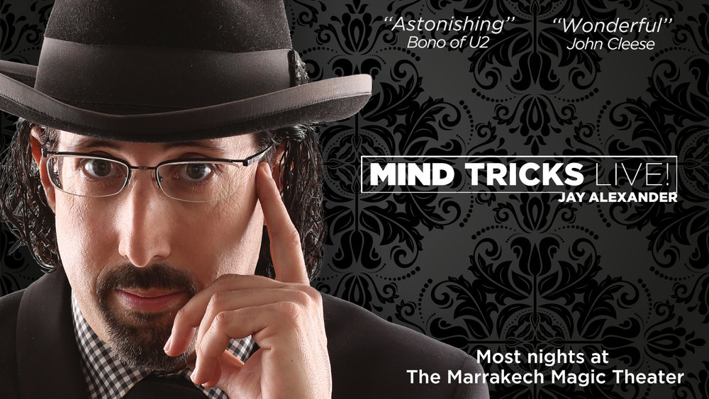 San Francisco Magician Mentalist Best Date Night