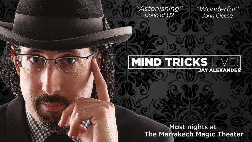 San Francisco Magician Mentalist Best Date Night
