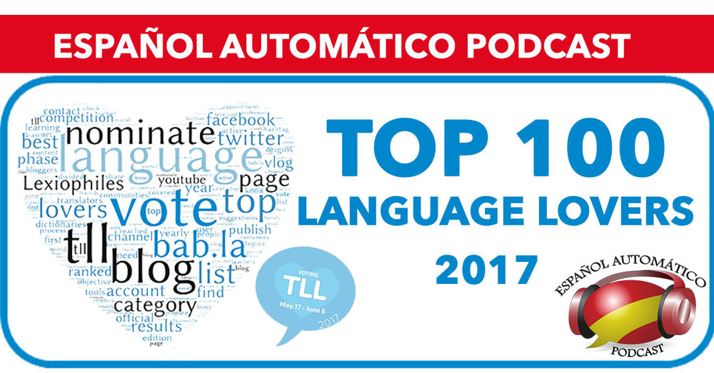 Top 100 Language Lovers 2017