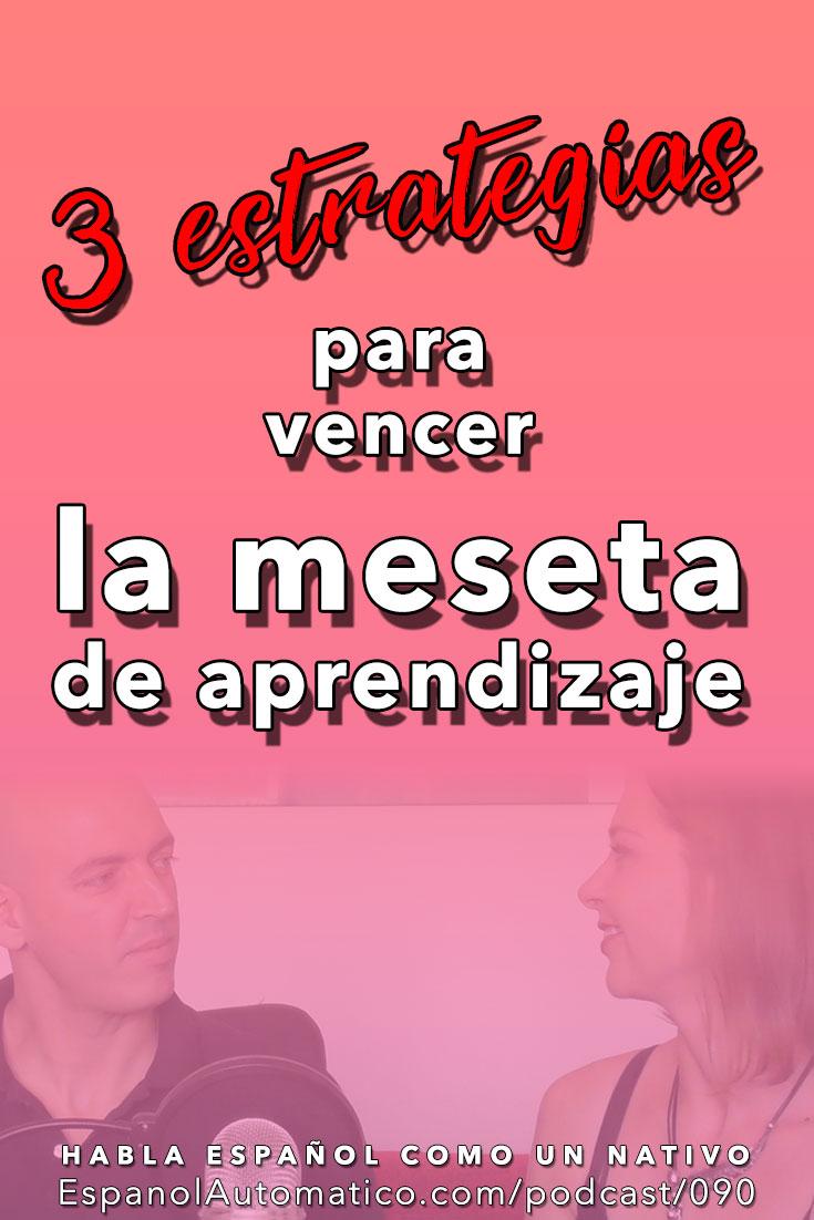 (Español Avanzado) 3 maneras para innovar tu aprendizaje de español [Podcast 090] Learn Spanish in fun and easy way with our award-winning podcast: http://espanolautomatico.com/podcast/090 REPIN for later