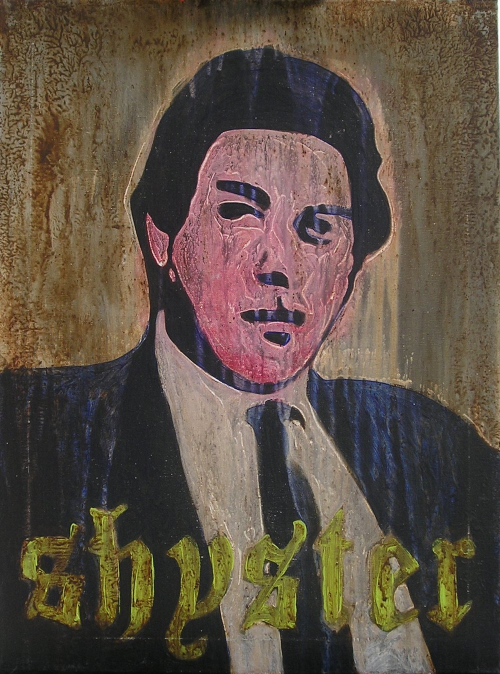 13. shyster, 2010, acrylic on canvas, 24inx18in.JPG