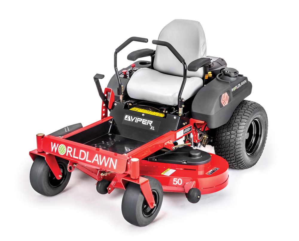 Viper - The Viper series is a residential line of mowers by Worldlawn Power Equipment. This series is available in multiple models.