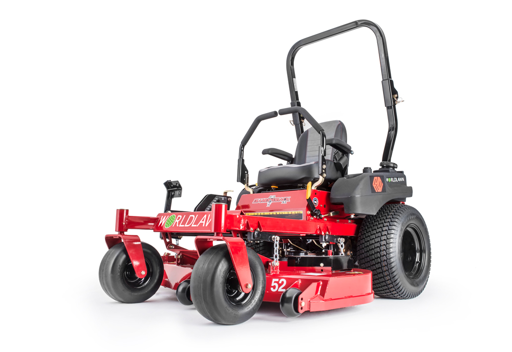 Diamondback - The Diamondback series is a commercial line of mowers by Worldlawn Power Equipment. This line of mowers is available in multiple models.