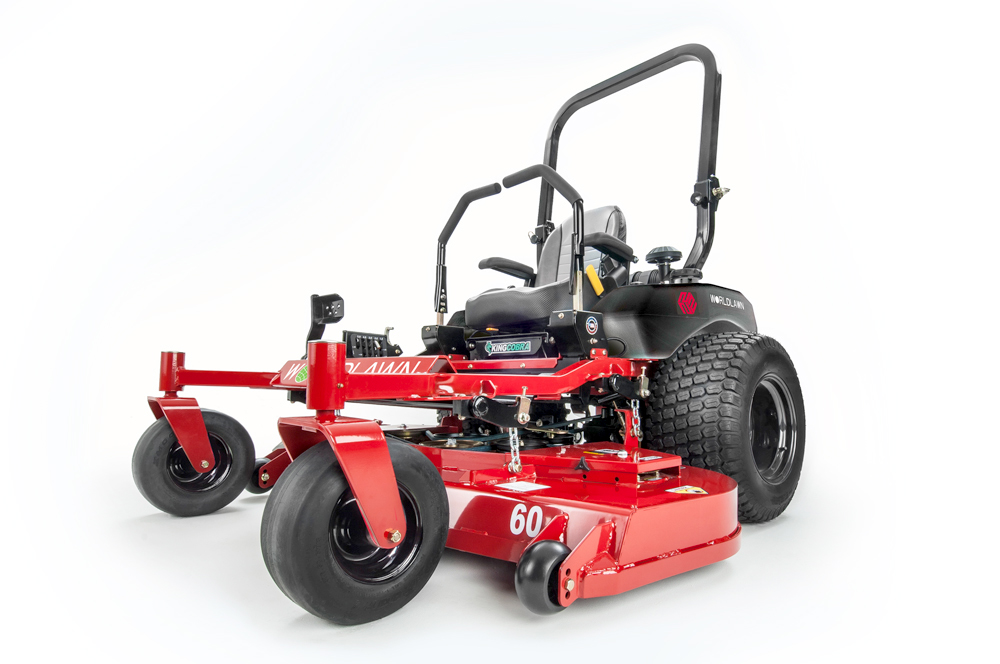 King Cobra - The King Cobra series is a commercial line of mowers by Worldlawn Power Equipment. This line of mowers is available in multiple models.