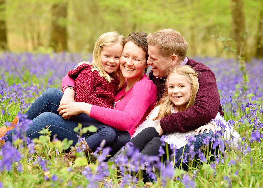 Family Portraits Hampshire Basingstoke