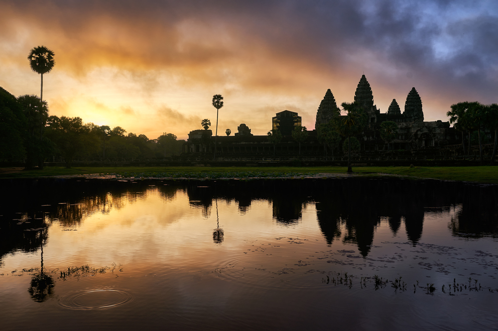 Test of Time | Angkor Wat, Cambodia