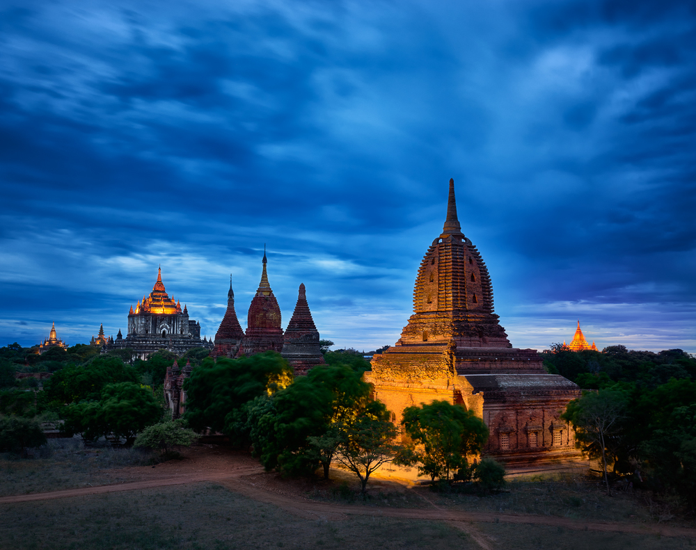 Devotion || Bagan