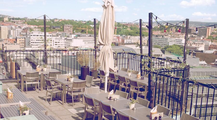 Tak terrasse Oslo