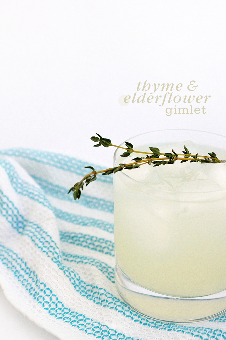 thyme-and-elderflower-gimlet