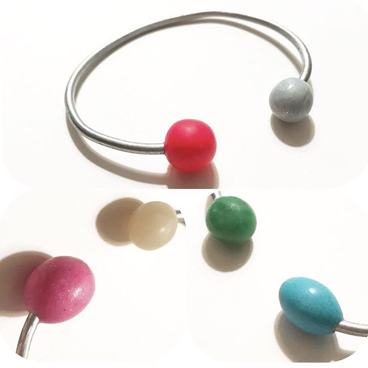 COLOR SHAPE  bracelets $20