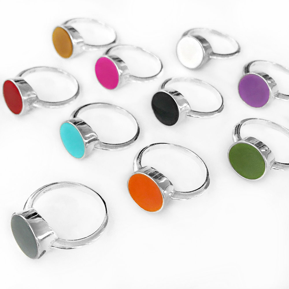 COLORBOMB  rings from $45